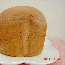 ココア豆乳パン♪