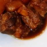 豚軟骨のマーマレード煮