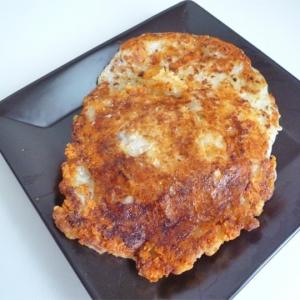 長芋チーズお焼き