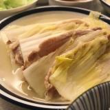 白菜と豚肉のミルフィーユ