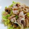 豚バラとキャベツの中華煮
