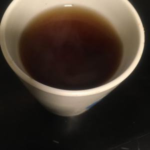 みかんの皮でフレーバーコーヒー