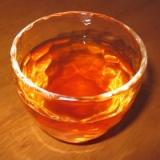 ホット紅茶梅酒