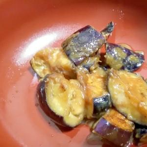 (簡単シリーズ)ナスの味噌炒め