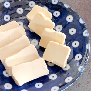豆腐とクリームチーズの味噌漬け