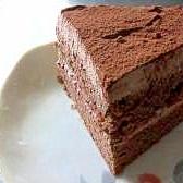 ☆チョコレートケーキ☆