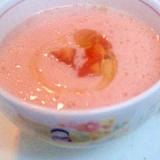 トマトのサワースープ