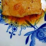 簡単ソースで作る★白身魚のソテー