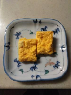 鮭フレーク卵焼き