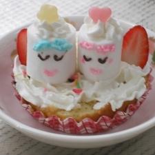 簡単♪基本のホットケーキミックスのケーキ