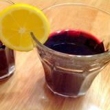 柚子の香りのホットワイン