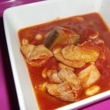トマトのチキンスープ