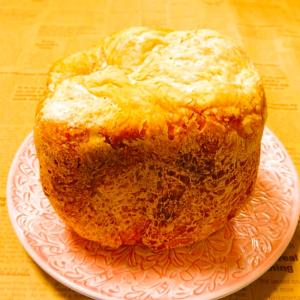 フルーティなオレンジのブリオッシュパン