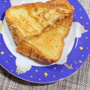 糖質制限☆糖質制限食パンで基本のフレンチトースト