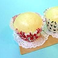 ふんわりプレーン蒸しパン(ホットケーキミックス)