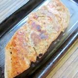 鮭のムニエル★チーズ風味