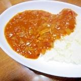 時短!トマト缶で簡単おいしいトマトカレー