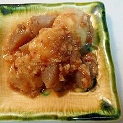 簡単に美味しく!里芋の煮物