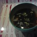 高野豆腐のおすまし