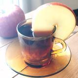 ほんのり甘味。りんごジャムコーヒー☆