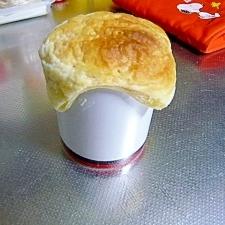オニオンスープのパイ包み