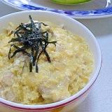 【簡単】麺つゆで親子丼