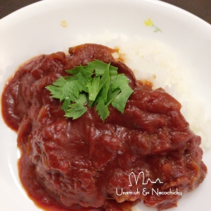 お家で簡単♩洋食屋さんの味『ハヤシライス』