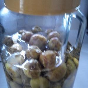 ハチミツ梅酒