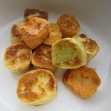 子供のおやつ★焼き麩のフレンチトースト