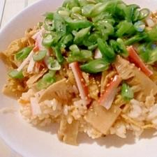 「たけのこ」をつかったお米レシピ