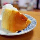*スフレチーズケーキ