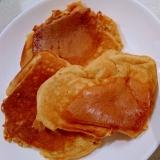 大豆粉いり基本のパンケーキ生地