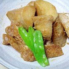 レンジで簡単☆ 「里芋の煮っころがし」