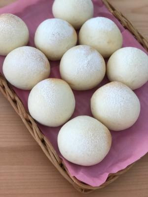 米粉とメイプルシロップ入り白パン