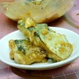 レンジで簡単、味は本格!サバの味噌煮