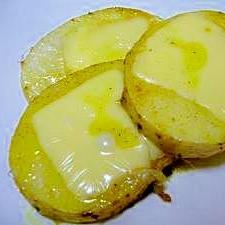長芋のチーズステーキ