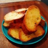 トースターで簡単♪フランスパンでシュガーラスク
