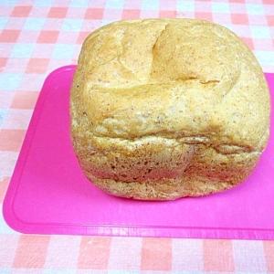 HBでライ麦と全粒粉の食パン