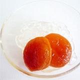 杏の葛きり