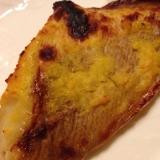 赤魚の味噌バター焼き