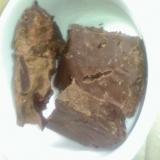 チョコレート自分用食物繊維入り