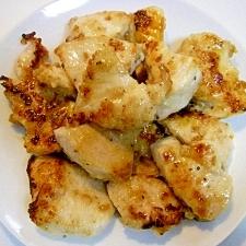 醤油麹 ❤鶏ムネ肉のムニエル❤