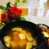 基本のお味噌汁☆豆腐と薄揚げ☆