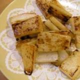 山芋のバター醤油炒め