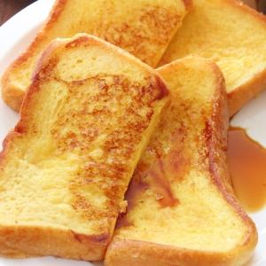練乳入りフレンチトースト