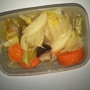 たっぷり野菜のクリーム煮