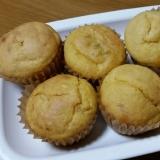 砂糖なし!簡単!焼き芋の残りで安納芋のマフィン