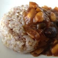 【簡単ヘルシー】豆たっぷりカレー♪