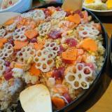 あらゆる祭りに☆ちらし寿司