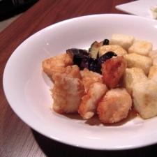 揚げ出し野菜&豆腐&鶏肉